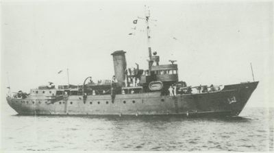 DUBUQUE, U.S.S. (1904, Propeller)
