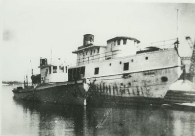 DUNGENESS (1894, Yacht)