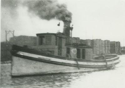 KANE, THOMAS (1888, Tug (Towboat))