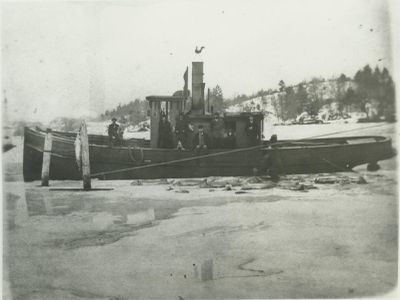 KING, JENNIE (1882, Tug (Towboat))