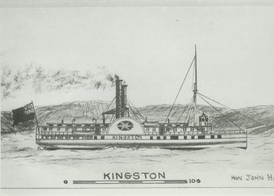 KINGSTON (1855, Steamer)