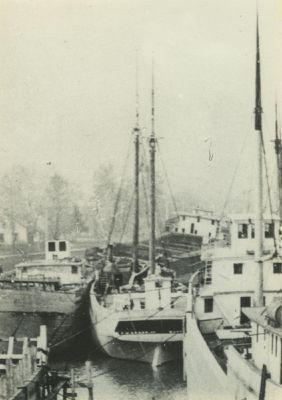 KNAPP, F. M. (1867, Schooner)