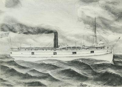 LAC LABELLE (1864, Propeller)