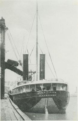 NIMICK, ALEX (1890, Bulk Freighter)