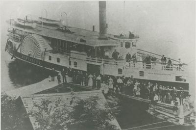 NIPISSING (1887, Steamer)