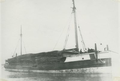 NOQUE BAY (1872, Barge)
