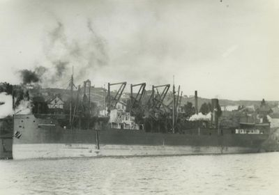 NORTHEASTERN (1901, Package Freighter)