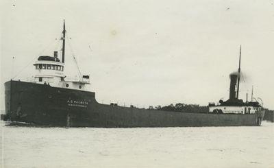 POLYNESIA (1897, Barge)