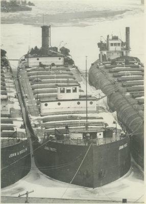 FRITZ, JOHN (1898, Barge)