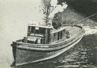 HARRIS, JOE (1873, Tug (Towboat))