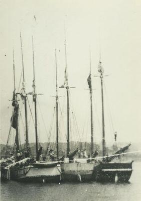 MINNEHAHA (1877, Schooner)