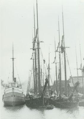 MONGUAGON (1874, Schooner)