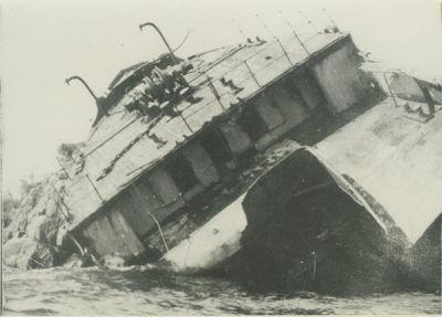 MONKSHAVEN (1882, Bulk Freighter)