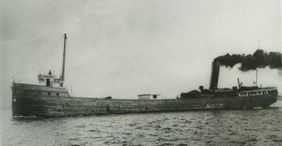 MONTEAGLE (1884, Bulk Freighter)