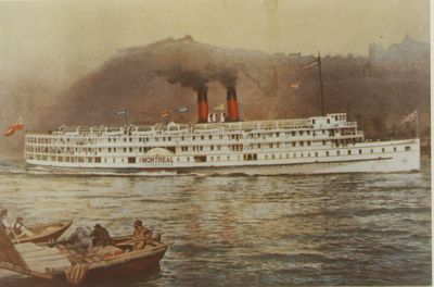 MONTREAL (1902, Steamer)