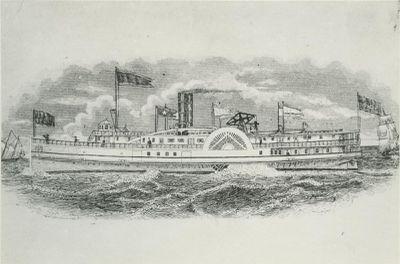 MORNING STAR (1862, Steamer)