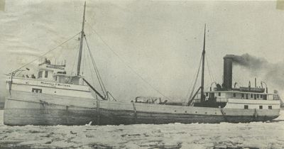 BUTTERS, MARSHALL F. (1882, Steambarge)