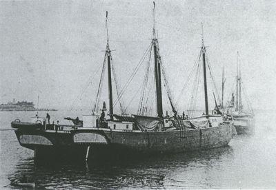 JUPITER (1872, Barge)