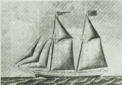 JURA (1856, Schooner)
