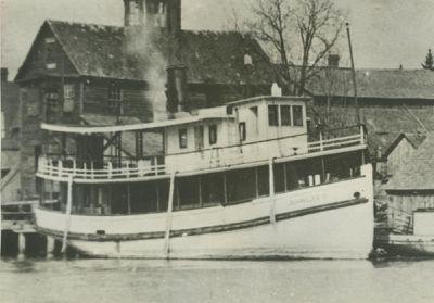KELLY, A. T. (1884, Tug (Towboat))