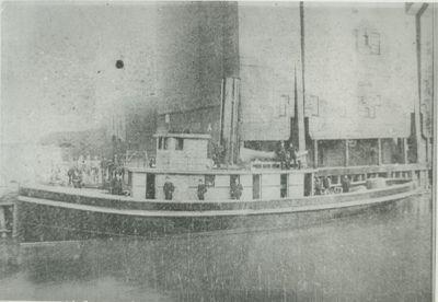 KEYSTONE (1891, Tug (Towboat))