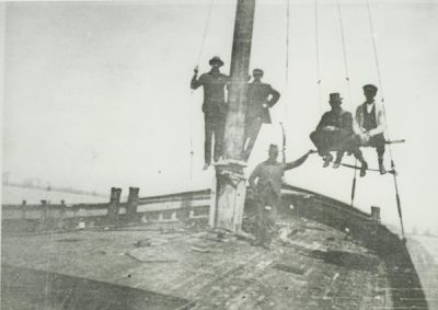 KING BEN (1895, Propeller)