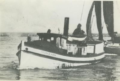 KOEHN, FREDERICK (1886, Tug (Towboat))