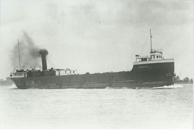NICHOLAS, I. W. (1894, Bulk Freighter)