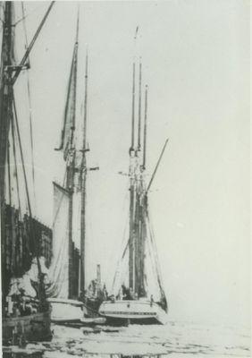 NILSON, CHRISTINA (1871, Schooner)