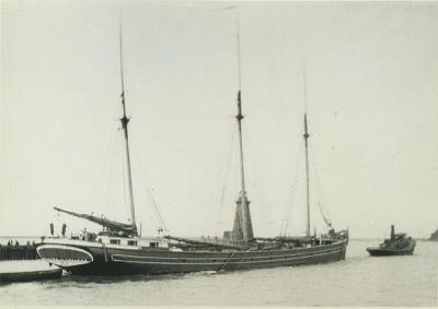 NIRVANA (1890, Schooner-barge)