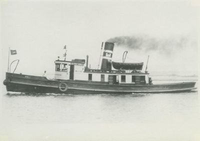 NOBLE, ALFRED (1905, Tug (Towboat))
