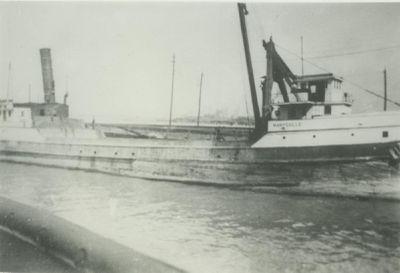 NORMANDIE (1894, Steambarge)