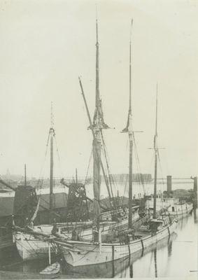 NORTH CAPE (1873, Schooner)