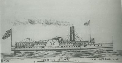 NORTH STAR (1854, Steamer)