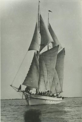 NORTHWEST (1882, Schooner)