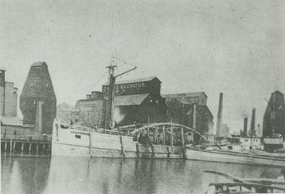 OAKLAND (1868, Steambarge)