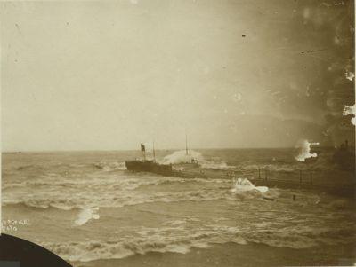 PENNSYLVANIA (1899, Bulk Freighter)