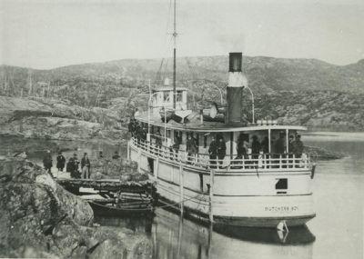 HANNAH B. (1879, Barge)