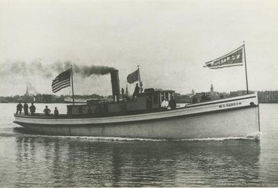 HARROW, W.G. (1893, Tug (Towboat))
