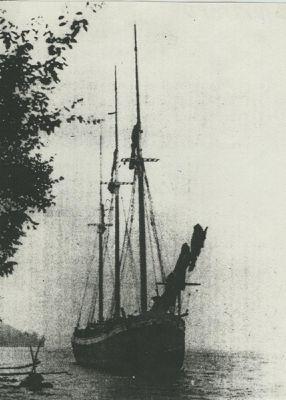 HARTFORD (1873, Schooner)
