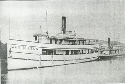 MILTON, JOE (1891, Tug (Towboat))