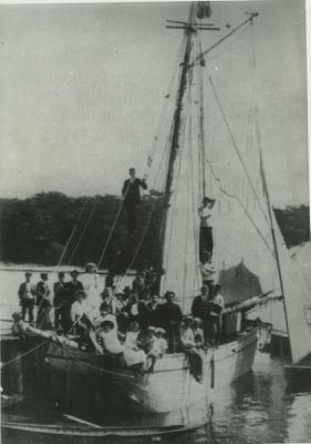 MINNIE (1878, Sloop)