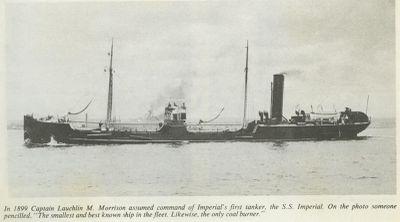 MINOCO (1898, Tank Vessel)