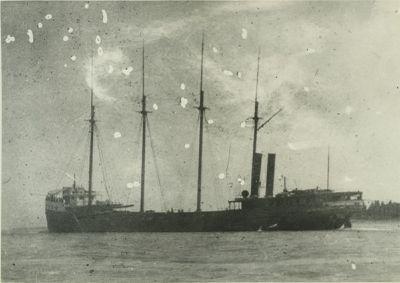 MISSOULA (1887, Bulk Freighter)