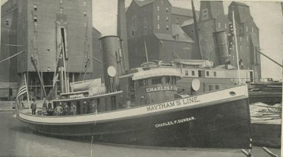 DUNBAR, CHARLES F. (1898, Tug (Towboat))