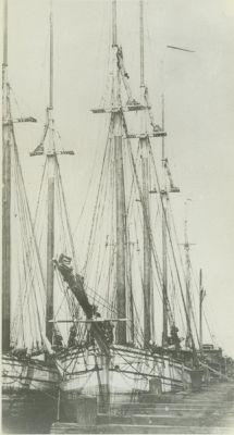 KEEWATIN (1888, Schooner)