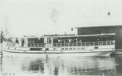 JULIET (1889, Excursion Vessel)