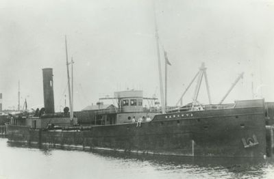 KANAWHA (1902, Bulk Freighter)