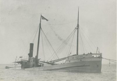 KELTON, MINNIE E. (1894, Steambarge)