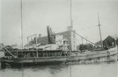KEWAUNEE (1900, Steambarge)